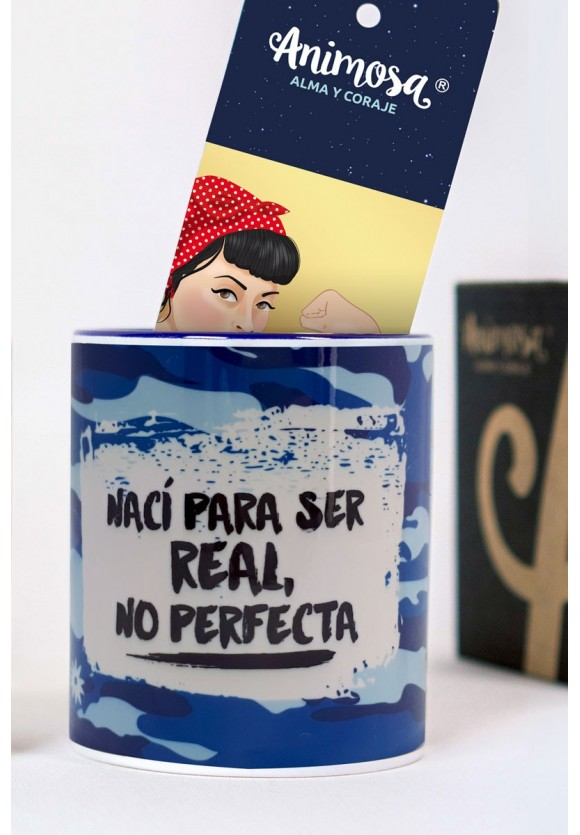 Taza Imperfecta