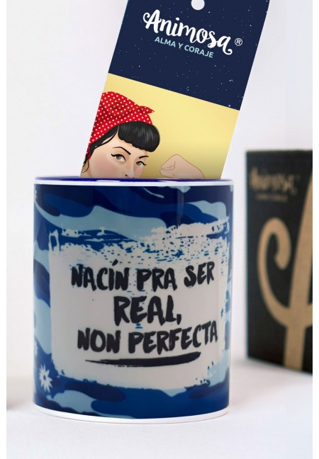 Taza gallego Imperfecta