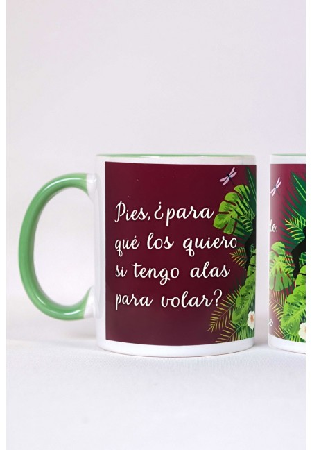 Taza Frida Pies
