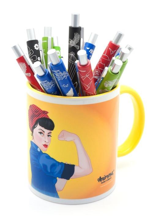 Bolígrafo Frida lo que no me mata