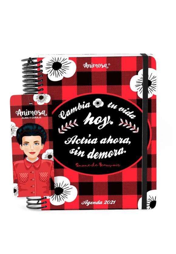 Agenda anual Simone Hoy