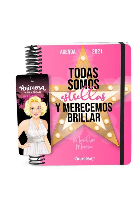 Agenda anual Marilyn Estrellas