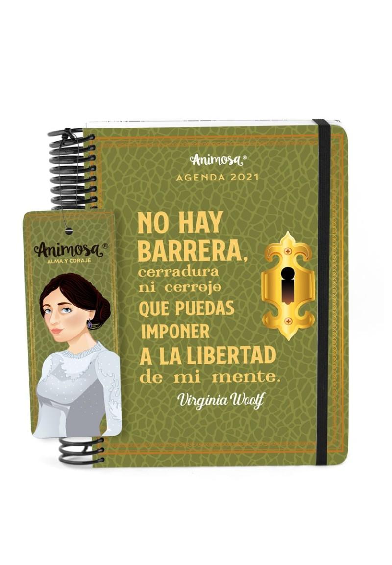 Agenda anual Virginia Libertad