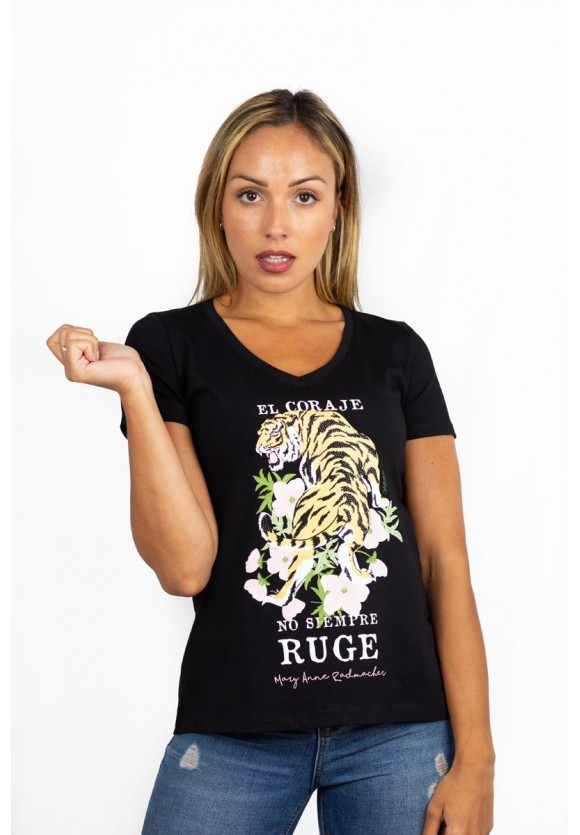 Camiseta Mary Tigresa
