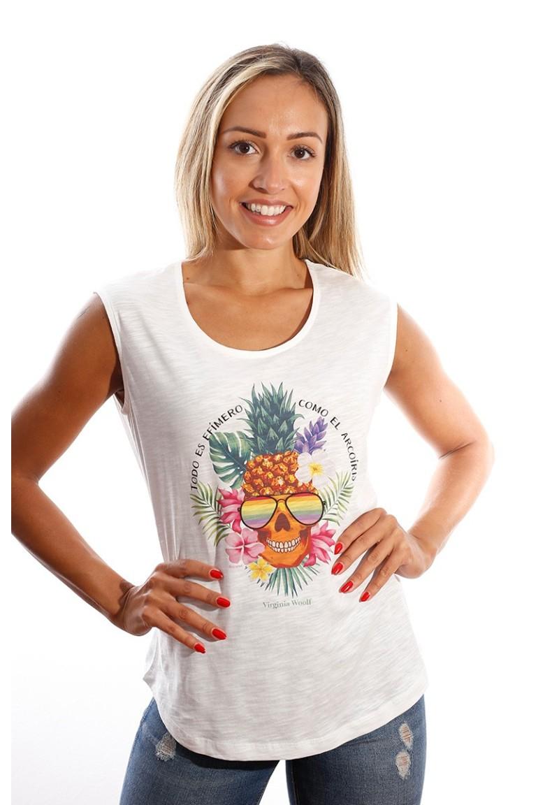 Camiseta Virginia Arco Iris