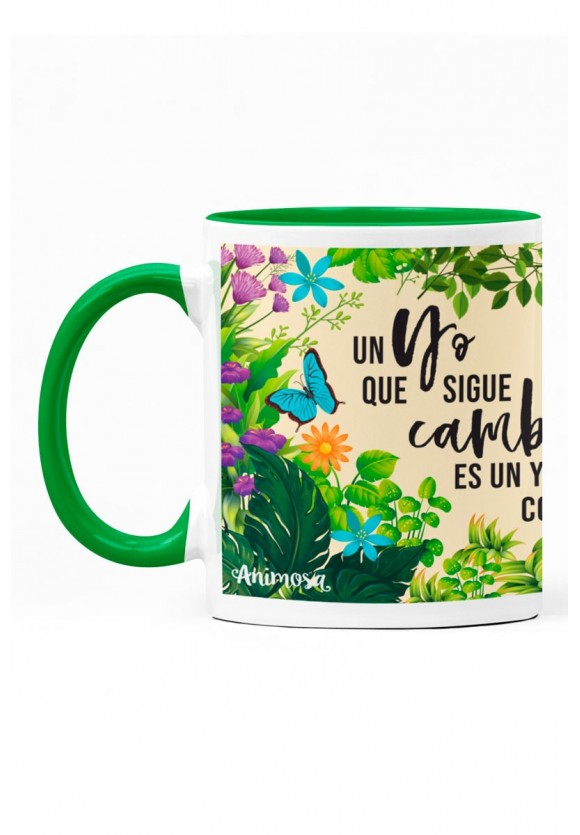 Taza Virginia Sigue cambiando