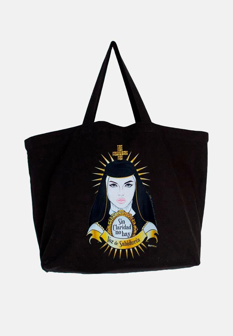 Bolso Sor Juana Inés Claridad