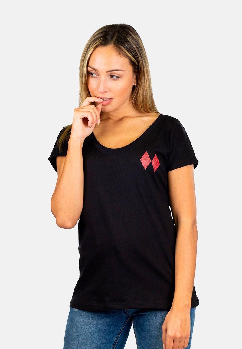 Camiseta Mae Sex Negra
