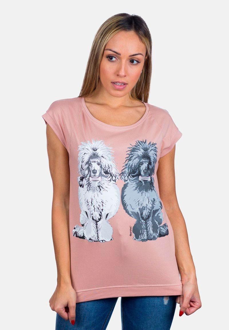 Camiseta Audrey Sabrina