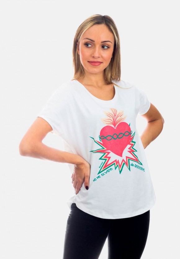 Camiseta Quererme