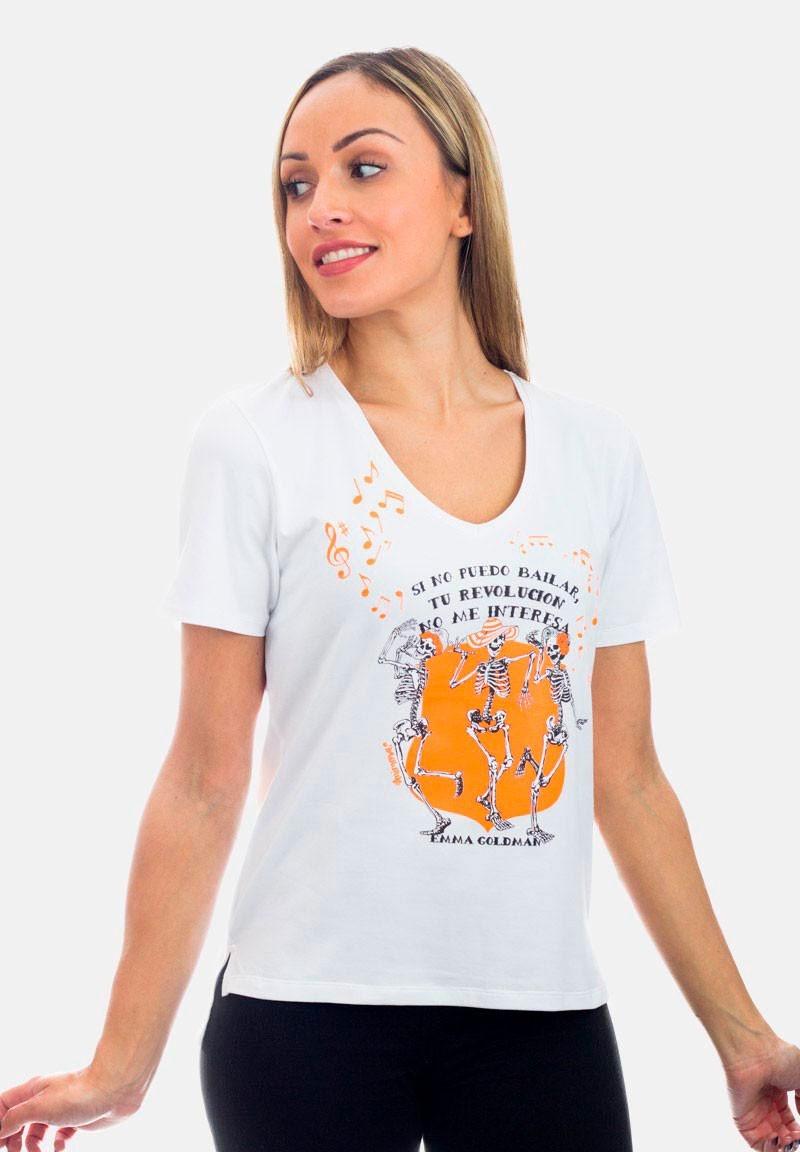 Camiseta Emma Bailar