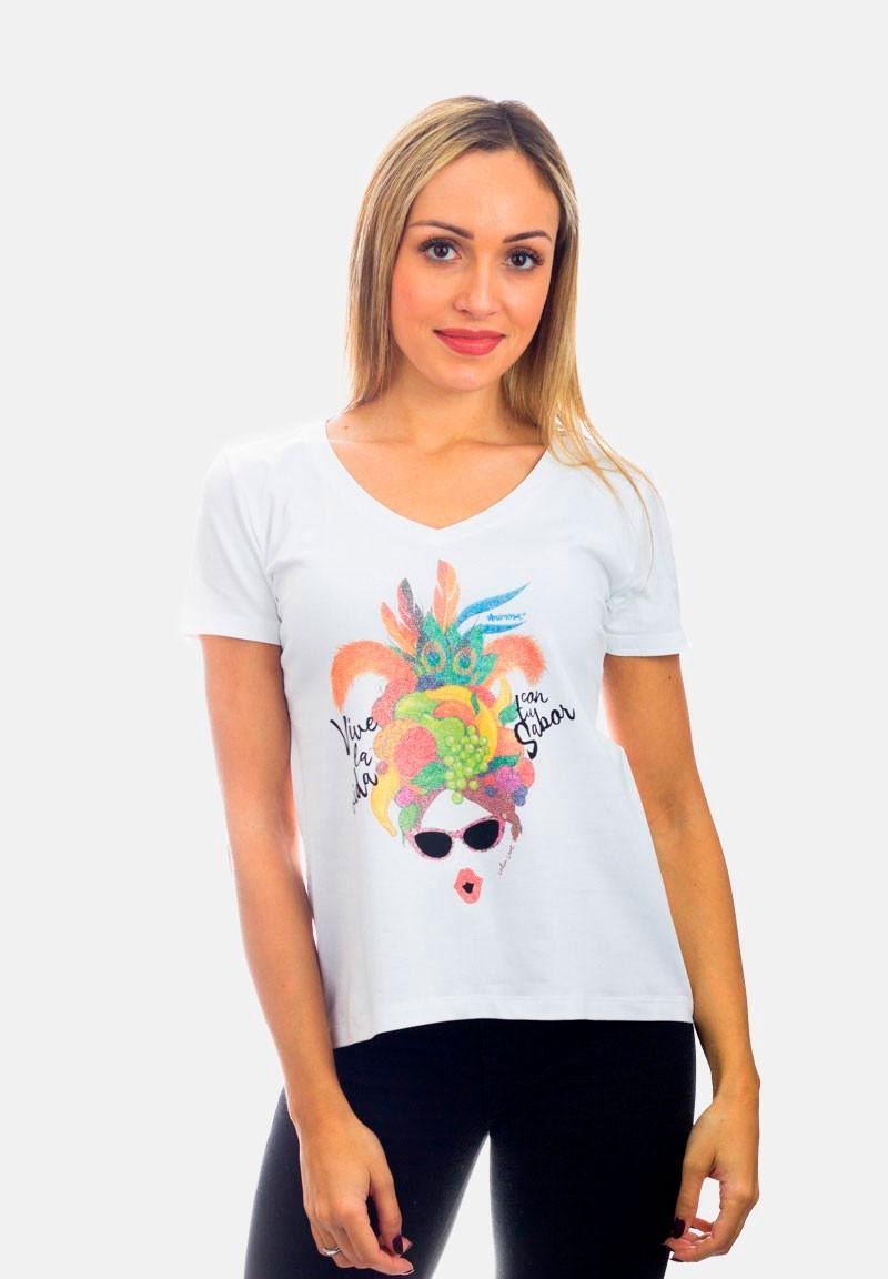 Camiseta Celia Sabor