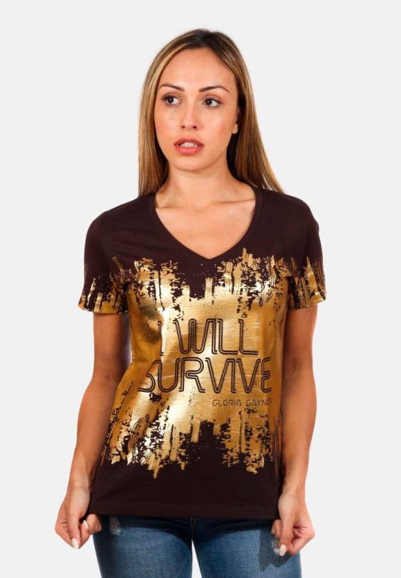 Camiseta I will survive