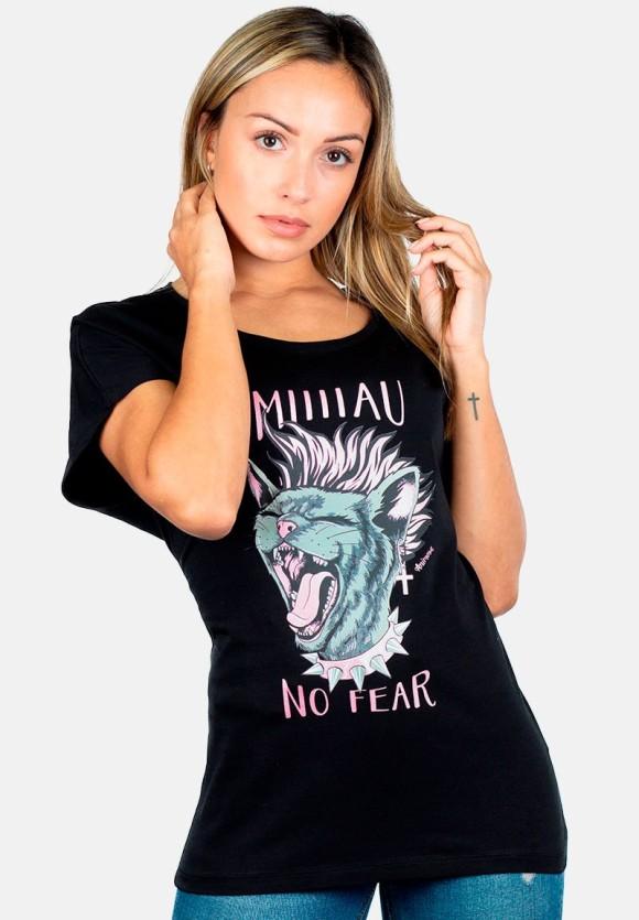 Camiseta No fear