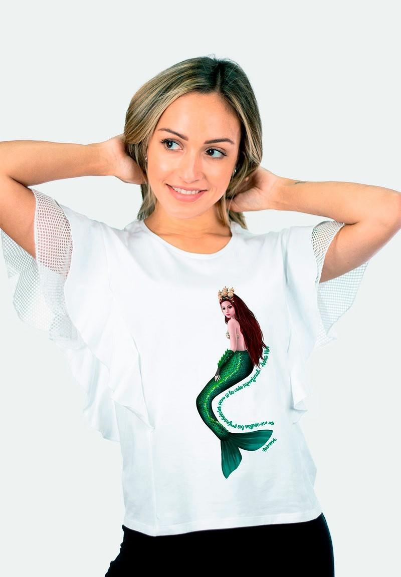 Camiseta Anaïs Sirena