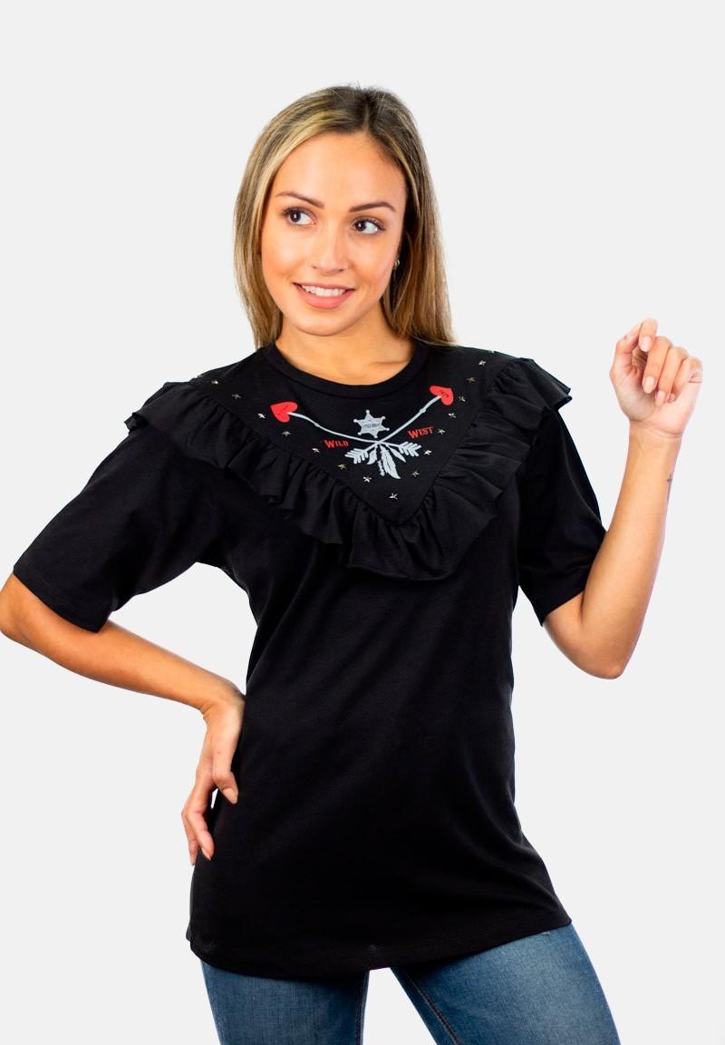 Camiseta Esther Wild