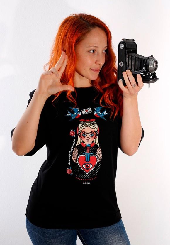Camiseta Sofía Matrioska