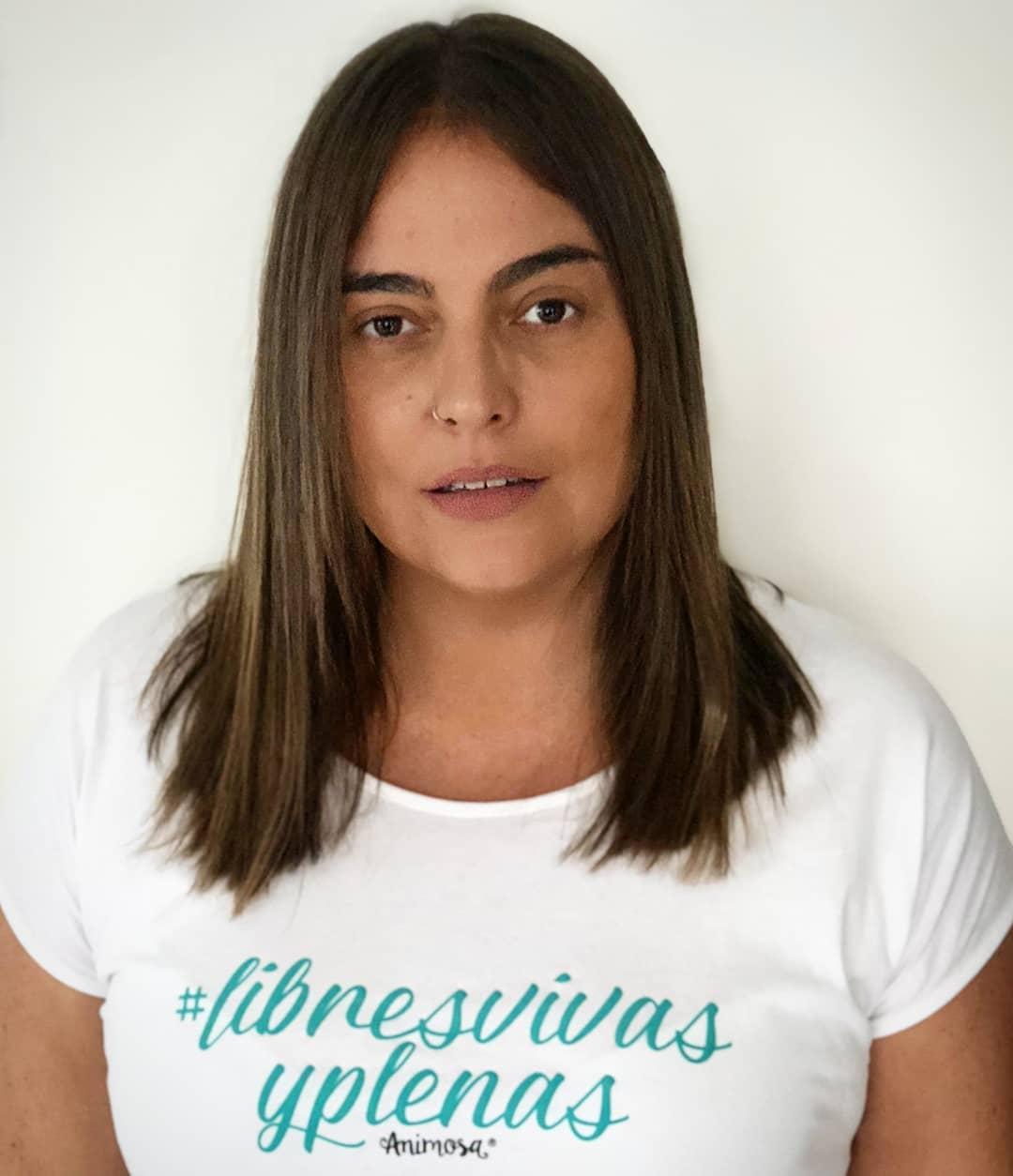 Abril Camino, escritora