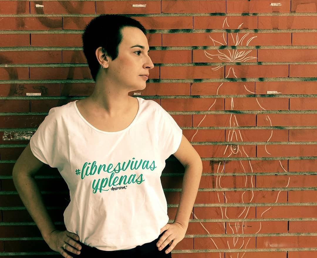 Alba Gusano, artista