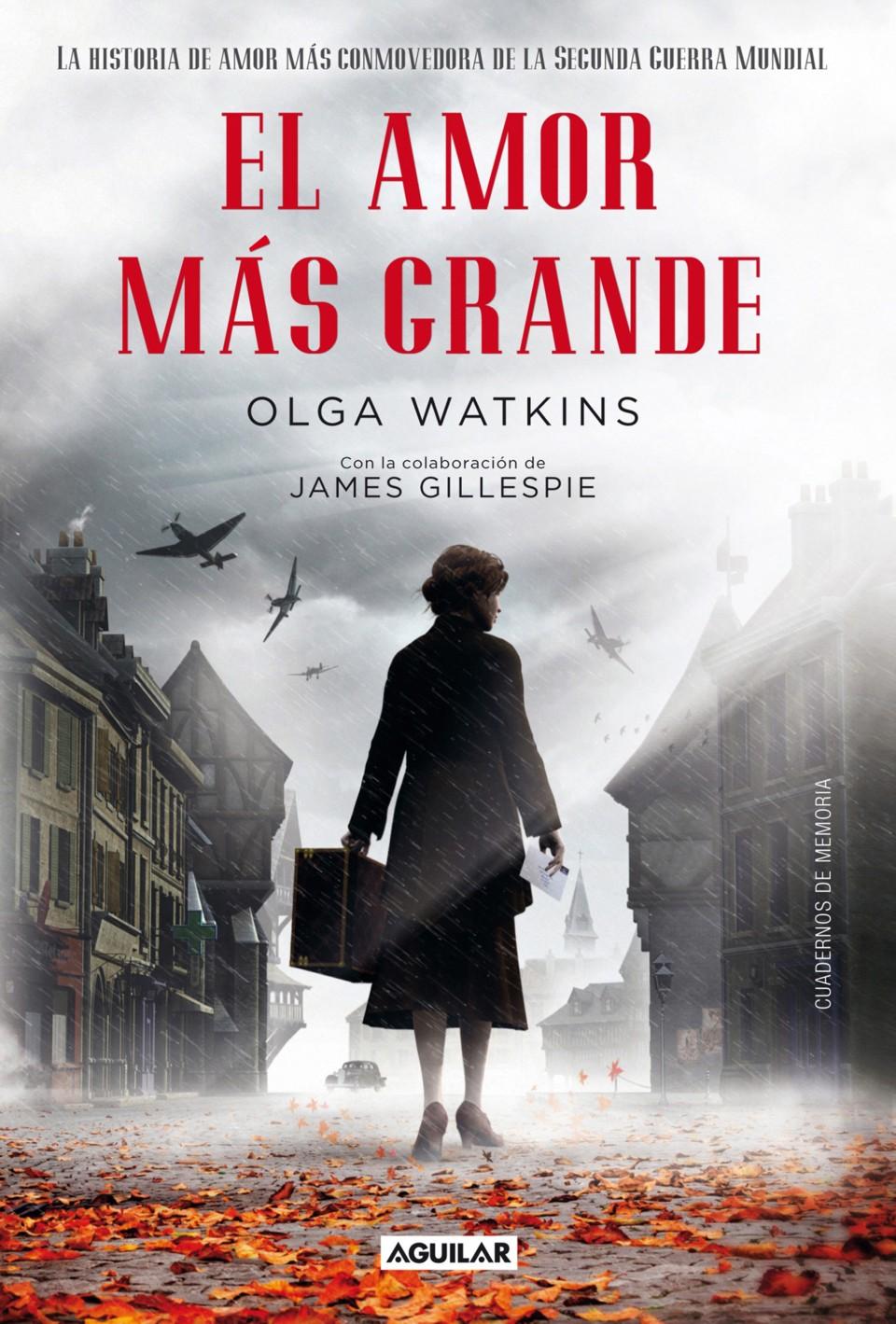 El amor más grande, de Olga Watkins