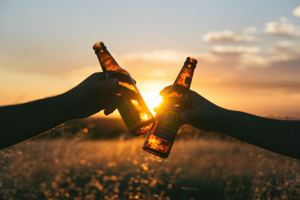 Cata de cervezas con amigas