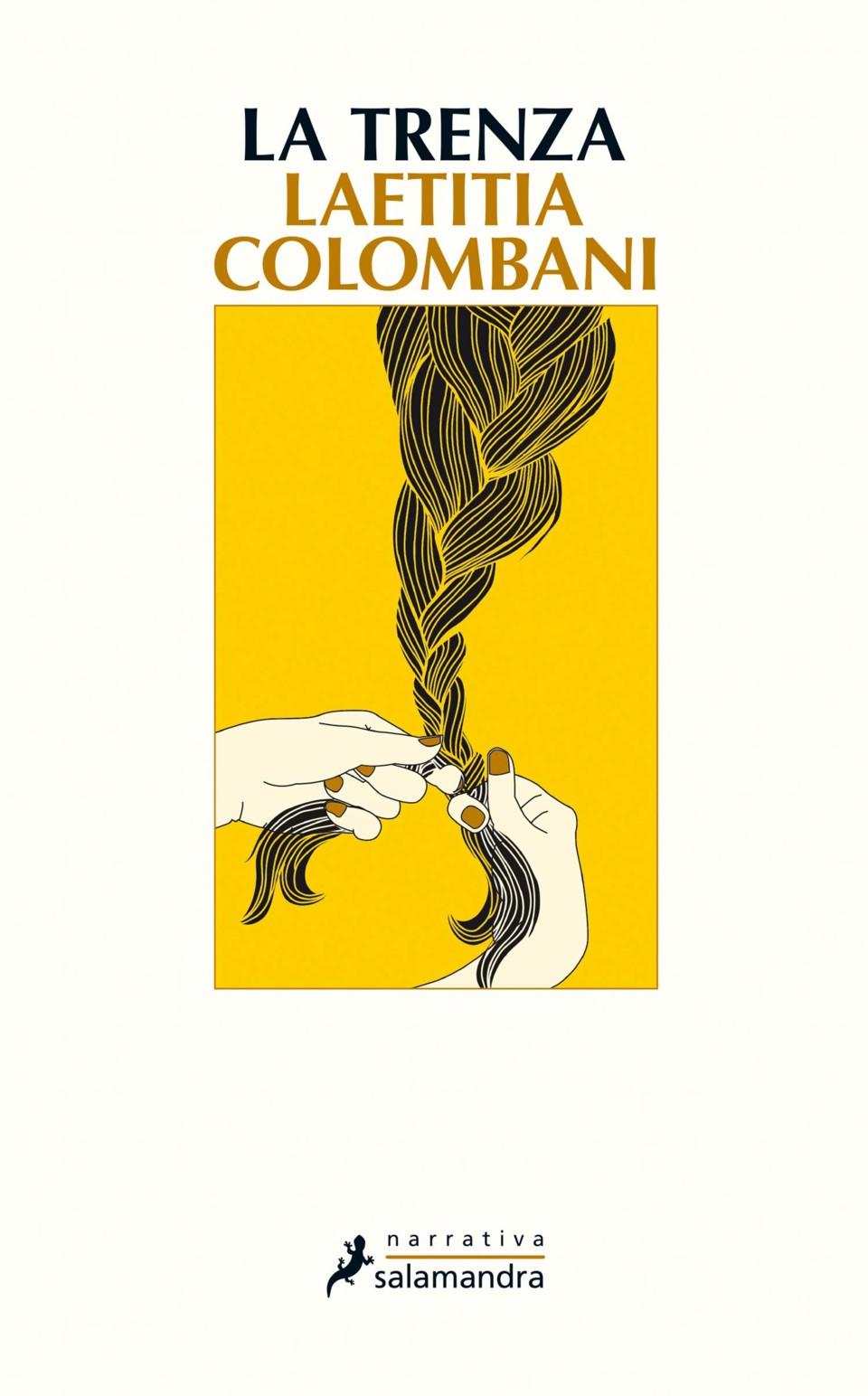 La trenza, de Laetitia Colombani