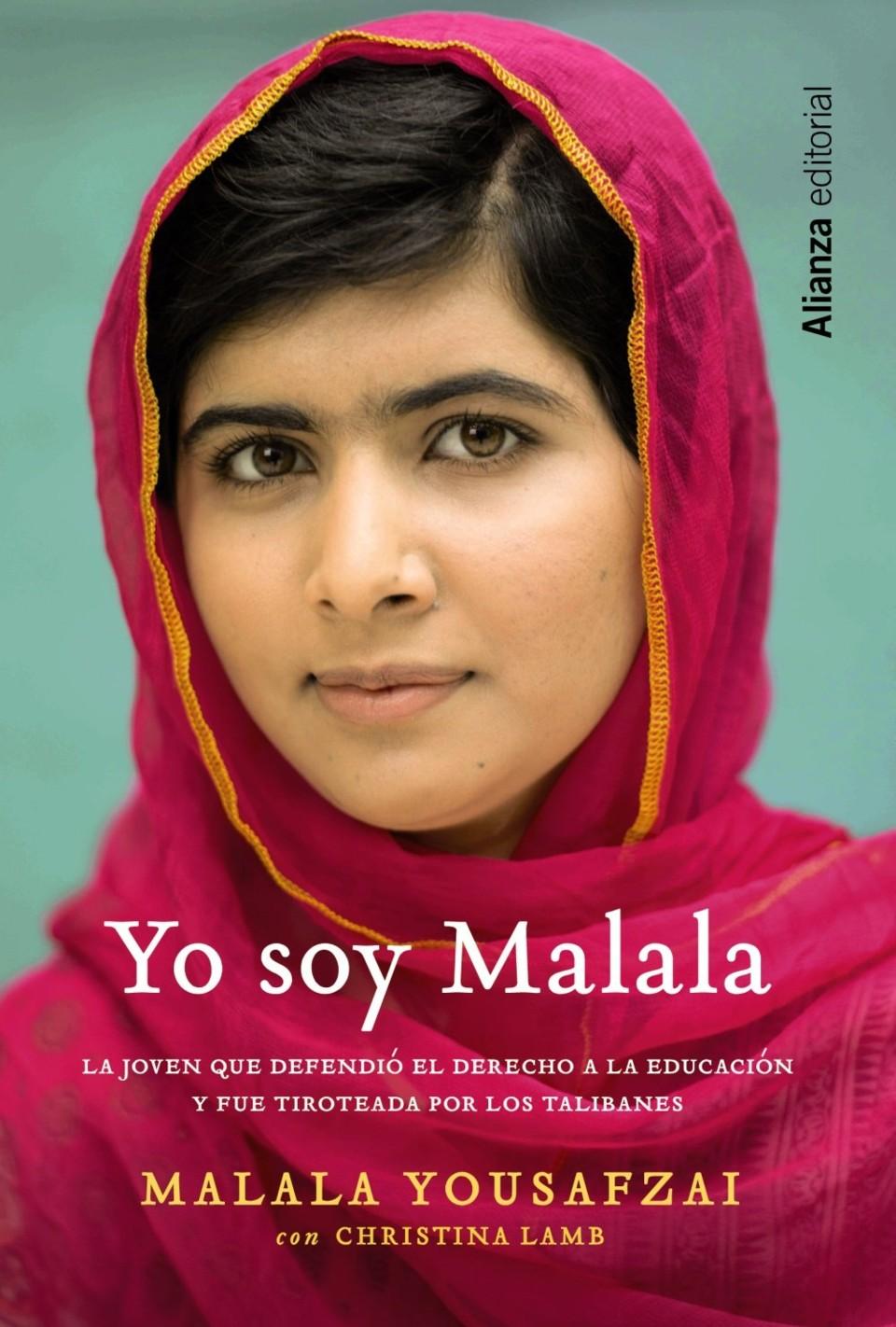 Yo soy Malala, de Malala Yousafzai