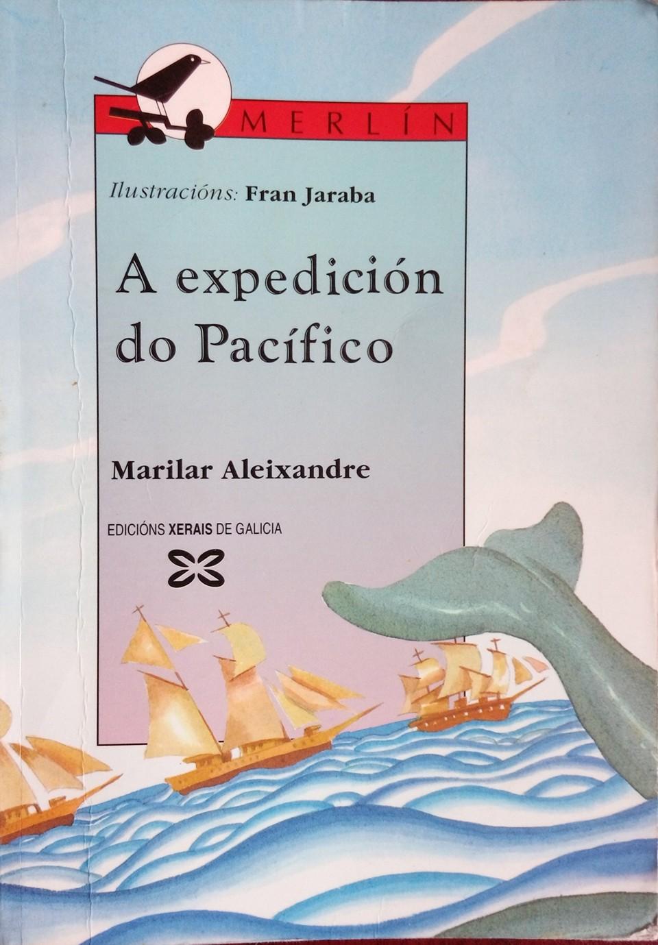 A expedición do Pacífico, Marilar Aleixandre