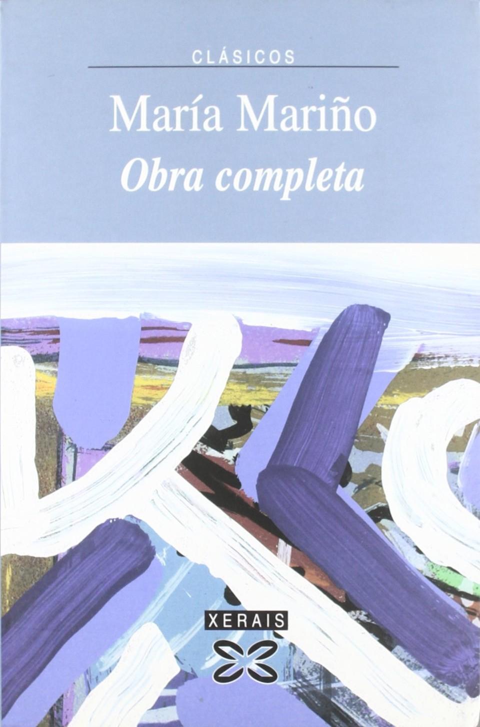 Escritoras galegas: Obra completa, María Mariño