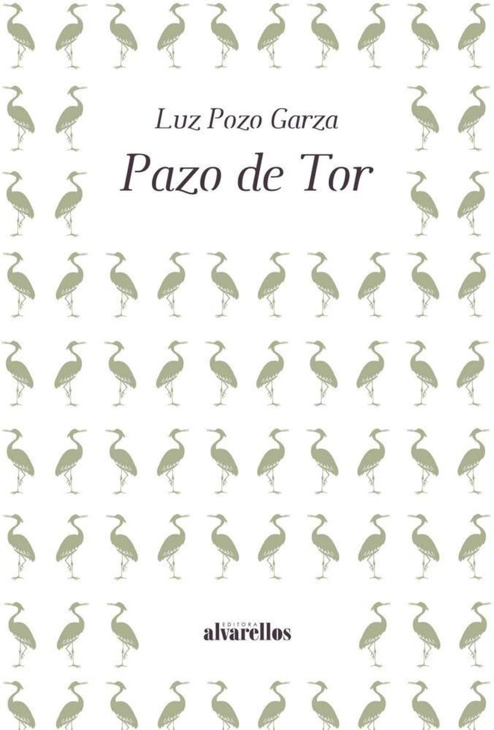 Escritoras galegas: Pazo de Tor, Luz Pozo Garza