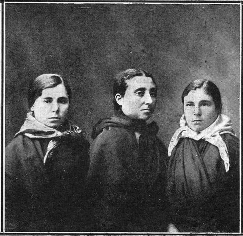 Las tres heroínas de Sálvora que salvaron vidas a bordo de su embarcación