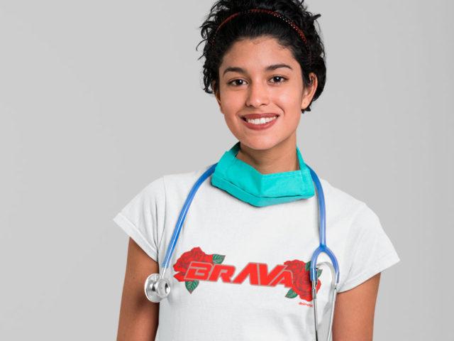 enfermeras, mujeres Animosa