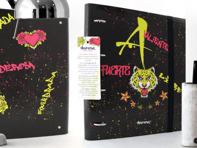 La nueva papelería de Animosa incluye nuevos productos para ayudarte a estar organizada en todas las áreas de tu vida