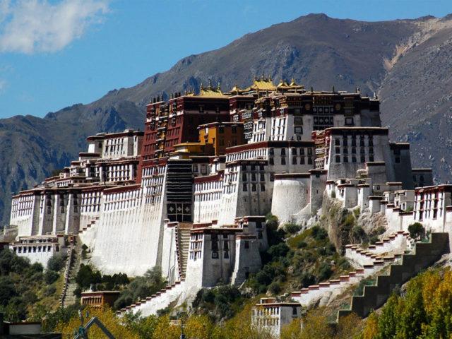 Lhasa, capital del Tíbet